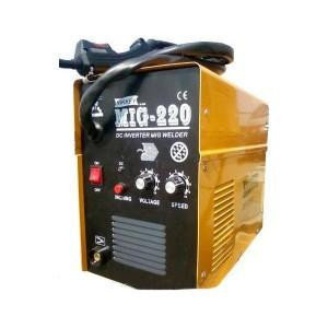 Сварочный инверторный полуавтомат Чемпион MIG-220, фото 2