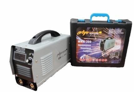 Сварочный инверторный аппарат Луч Профи MMA-300 (Чемодан), фото 2