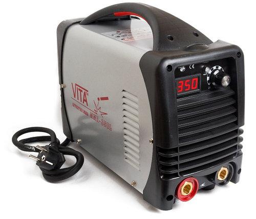 Сварочный инверторный аппарат MMA-350L VITA с электронным амперметром (SI-0006), фото 2