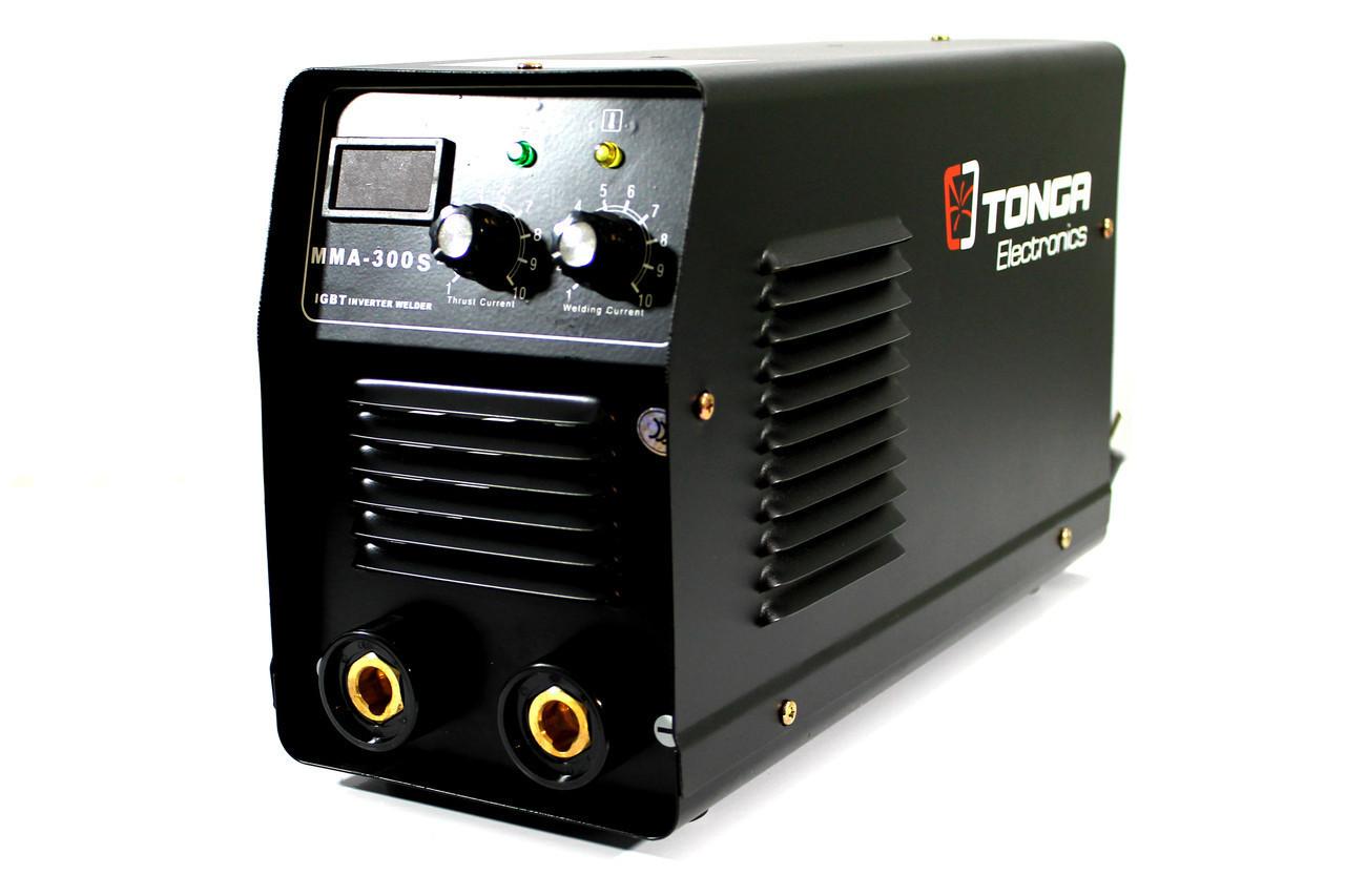 Сварочный инверторный аппарат Tonga MMA-300 S