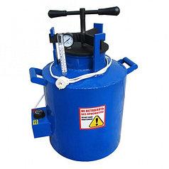 Автоклав электрический винтовой (1л-5шт,0,5л-12шт)
