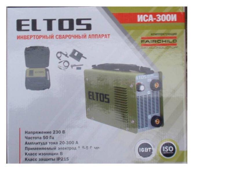 ELTOS ИСА-300И MINI Пластиковый кейс