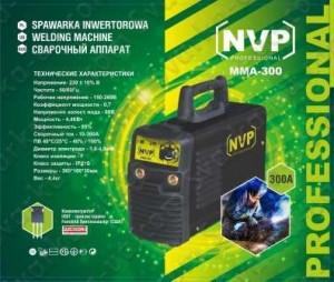 NVP MMA 305