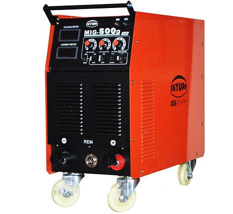 Сварочный инверторный полуавтомат Shyuan MIG-500F, фото 2