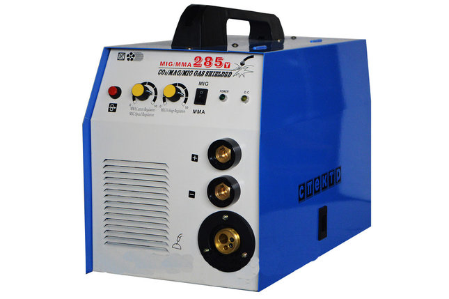 Сварочный инверторный полуавтомат Спектр MIG/MMA-285, фото 2