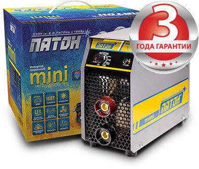 Сварочный инвертор ПАТОН ВДИ-MINI, фото 2