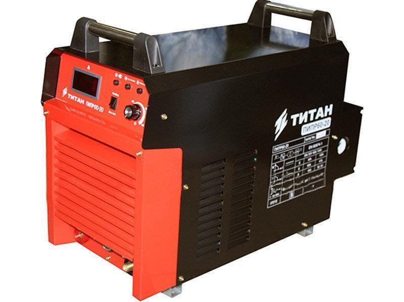 Аппарат для плазменной резки Titan PIPR6020
