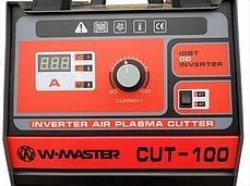 Аппарат воздушно-плазменной резки WMaster CUT-100 2017 380W, фото 3