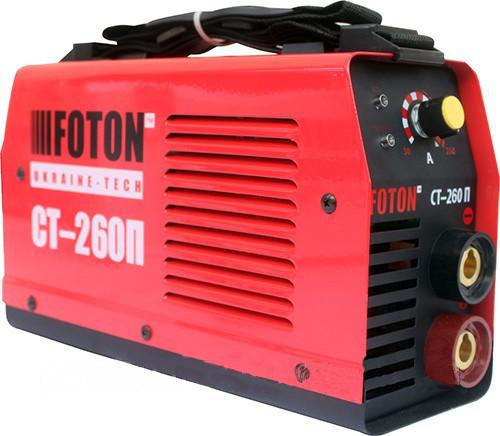Инвертор Foton 260 AL мини в чемодане