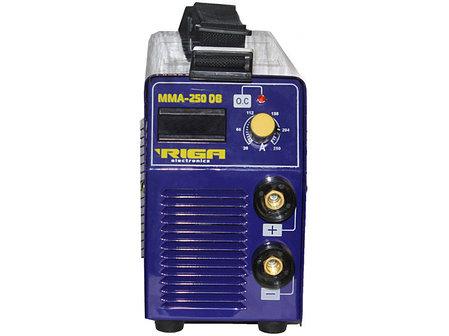 Сварочный инвертор RIGA ММА (IGBT) 250 DB (дисплей,кейс) (70974004), фото 2
