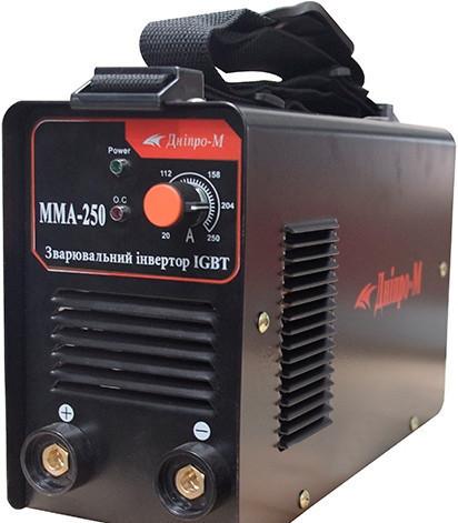 Сварочный инвертор Дніпро-М ММА (IGBT) 250 B (кейс) (70127007)