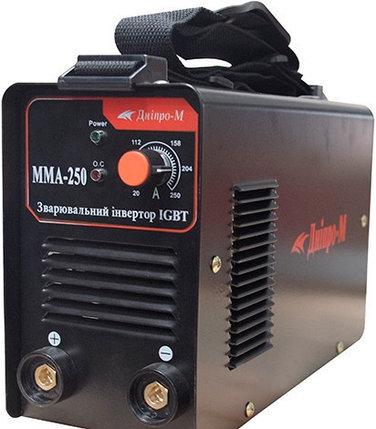 Сварочный инвертор Дніпро-М ММА (IGBT) 250 B (кейс) (70127007), фото 2