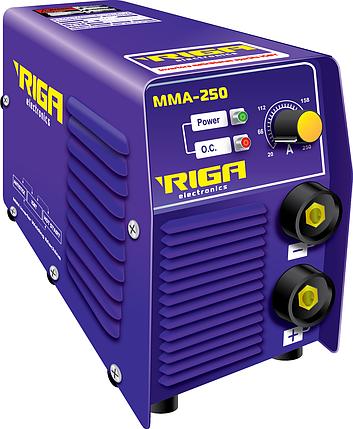 Сварочный инвертор RIGA mini ММА 250 (70974002) , фото 2