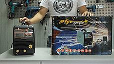 Сварочный инверторный полуавтомат Луч Профи MIG\MMA-305A, фото 2
