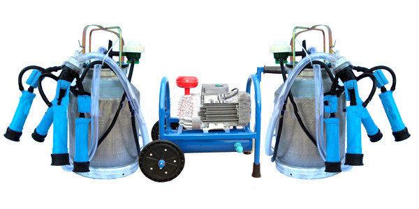 Доильный аппарат Буренка-2 стандарт, фото 2