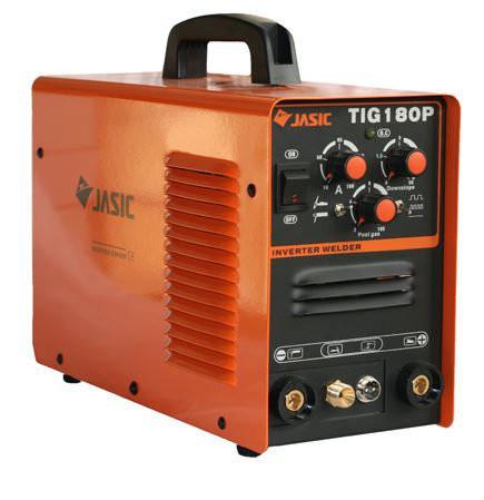 Сварочный аппарат JASIC TIG-180P W119