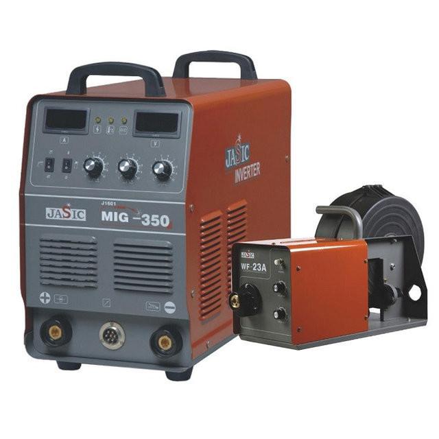 Сварочный инверторный полуавтомат JASIC MIG-350 (J1601)