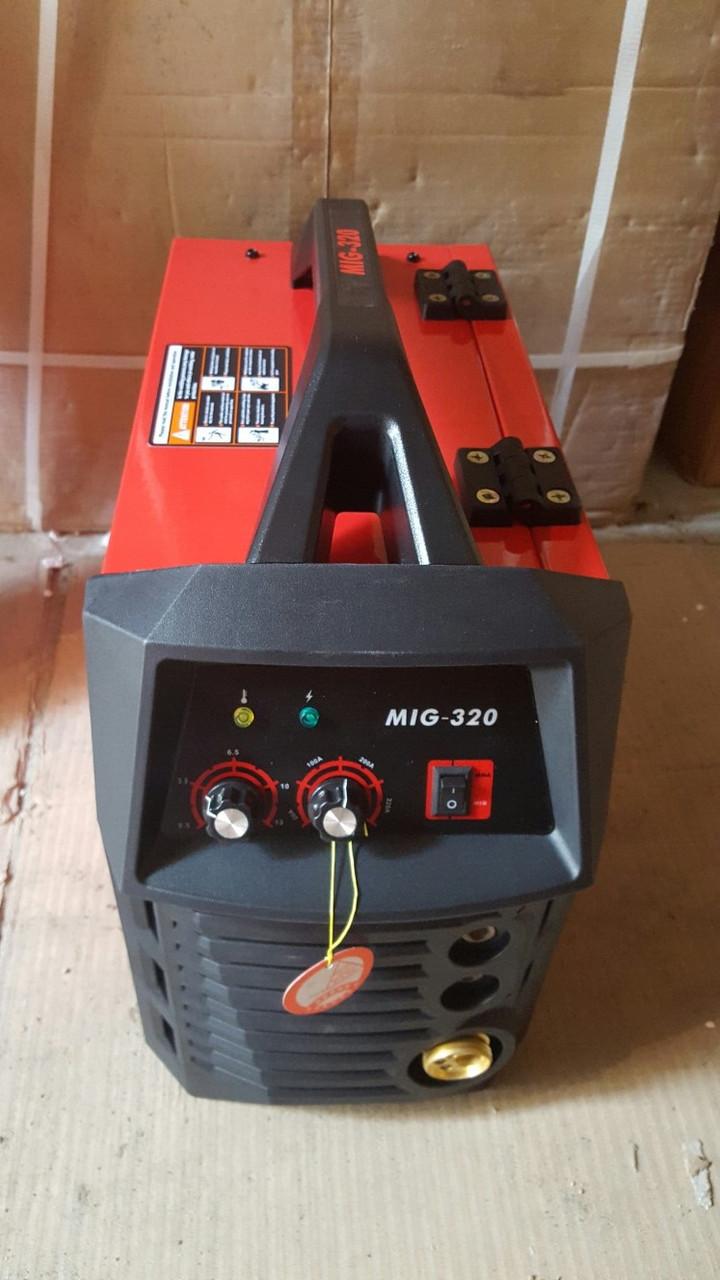 Инверторный полуавтомат Redbo MIG-320