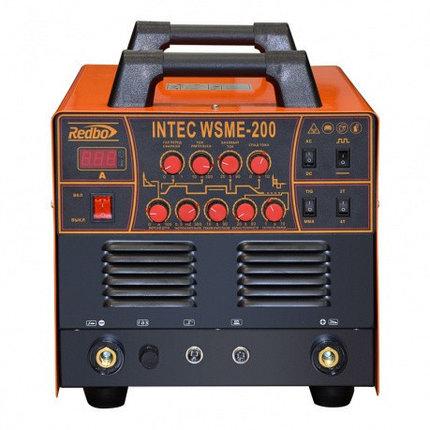 Сварочный аргонодуговой аппарат Redbo INTEC WSME-200  AC/DC, фото 2