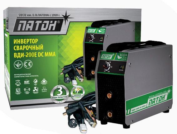 Сварочный инвертор Патон ВДИ-160, фото 2