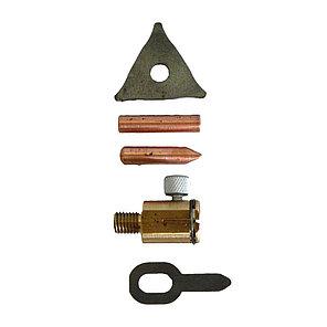 Споттерный аппарат точечной сварки и рихтовки вмятин на металле «Споттер-2800» «ТЕМП» с фурнитурой, фото 2