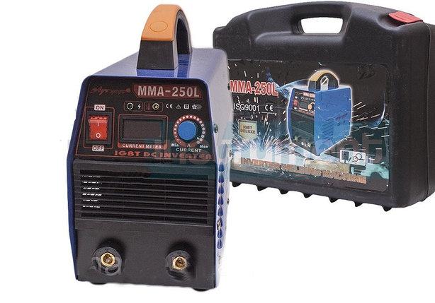 Сварочный аппарат инвертор Луч ПРОФИ ММА 250L, фото 2