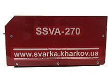 Сварочный аппарат инвертарного типа SSVA-270, фото 2