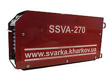 Сварочный аппарат инвертарного типа SSVA-270, фото 3