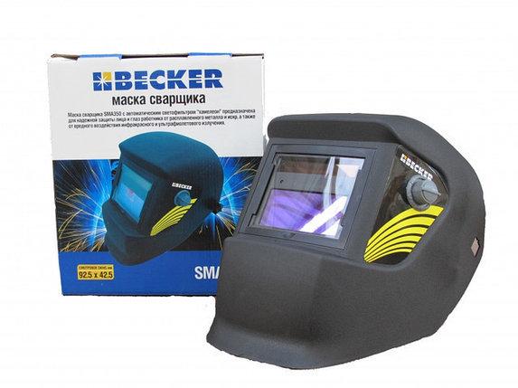 Сварочная маска хамелеон Becker SMA-350, фото 2