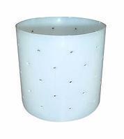 Круглая форма с дном (3 шт.) цилиндрическая 190x180x93
