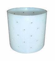Круглая форма с дном (3 шт.) цилиндрическая 190x180x93, фото 2
