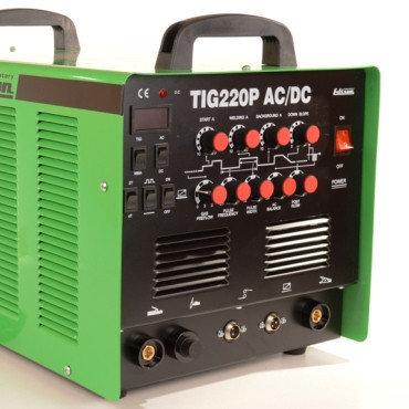 Сварочный аппарат EDISON TIG-220 POWER AC/DC, фото 2