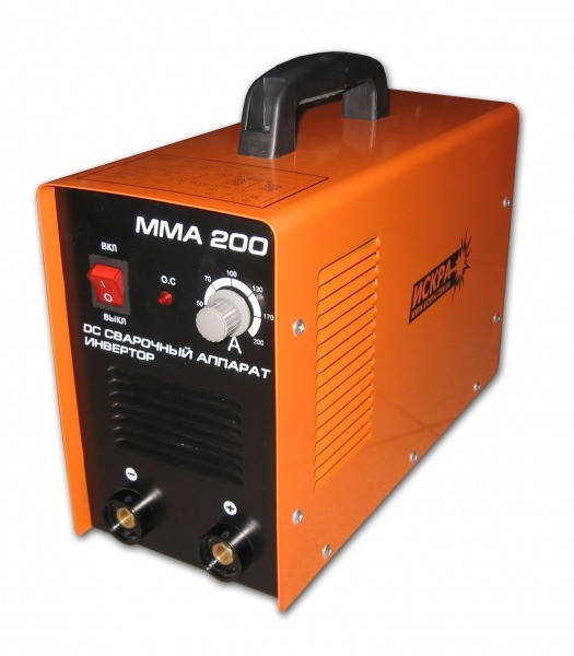 Инвертор сварочный Искра 200 ММА