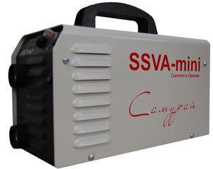 Сварочный аппарат инверторного  SSVA-mini Самурай, фото 2