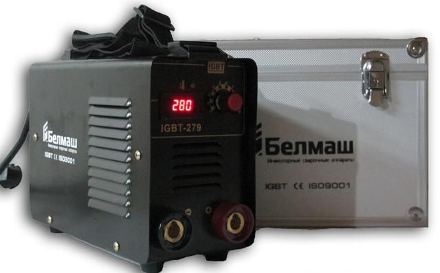 Сварочный инвертор Белмаш IGBT-279
