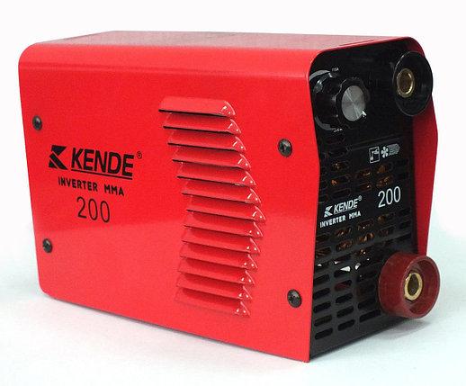 Сварочный инвертор Kende ММА-200, фото 2