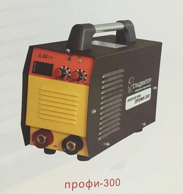 Сварочный инвертор Гладиатор 300 Profi