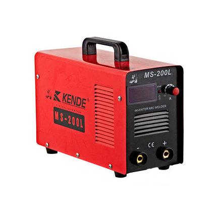 Сварочный инвертор Kende MS-200L, фото 2