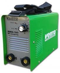 Сварочный аппарат инверторного типа VENTA 260 (MMA)