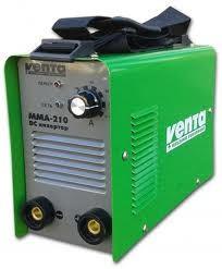 Сварочный аппарат инверторного типа VENTA 210 MMA