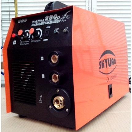 Сварочный инверторный полуавтомат  SHYUAN  260 ММА+MIG, фото 2