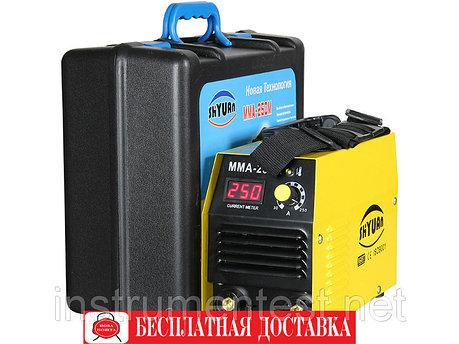 Сварочный инвертор SHYUAN  MMA-250M чемодан, фото 2