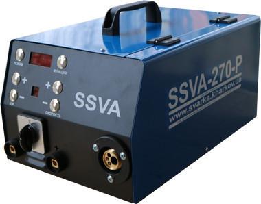 Сварочный инверторный полуавтомат SSVA-270-Р c рукавом