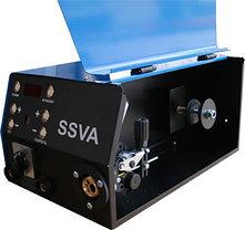 Сварочный инверторный полуавтомат SSVA-270-Р c рукавом, фото 2