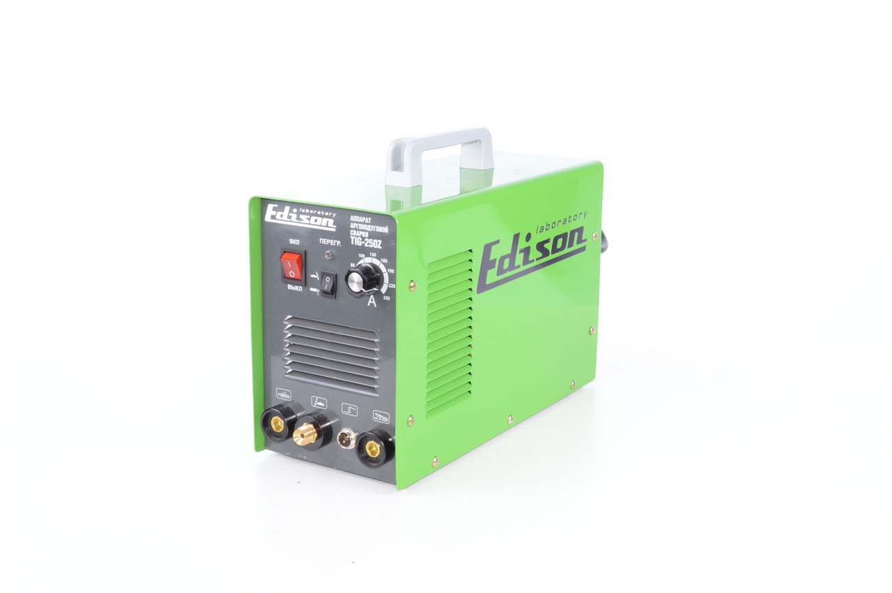 Инвертор сварочный TIG Edison 250