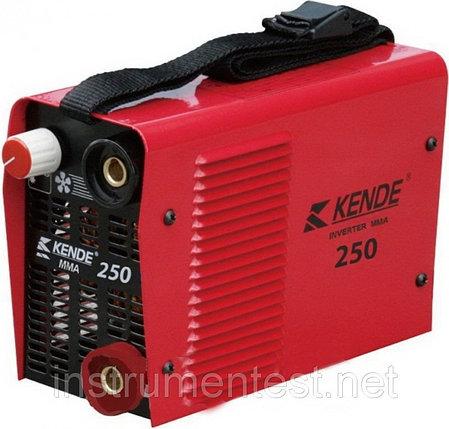 Сварочный инвертор  Kende ММА-250, фото 2