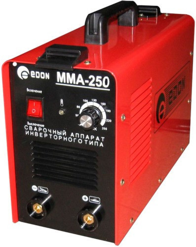 Инверторная сварка ММА 250 А (Эдон)