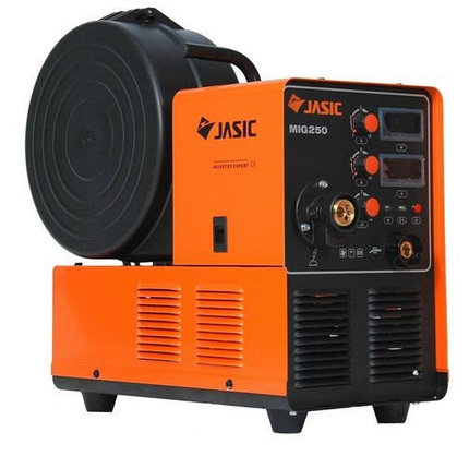 Сварочный инверторный полуавтомат JASIC MIG-250 (N218), фото 2