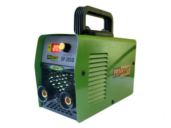 Сварочный инвертор PROCRAFT SP-250D мини