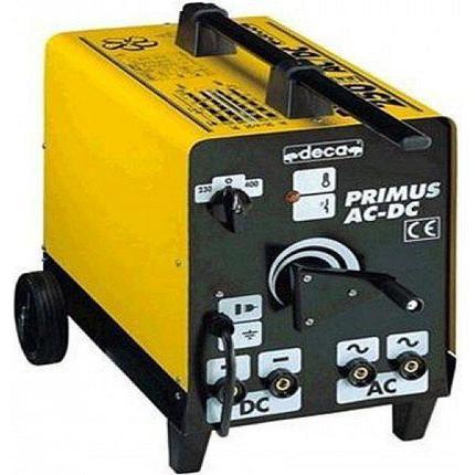Сварочный аппарат трансформатор Deca PRIMUS 210E AC/DC, 230-400В, фото 2